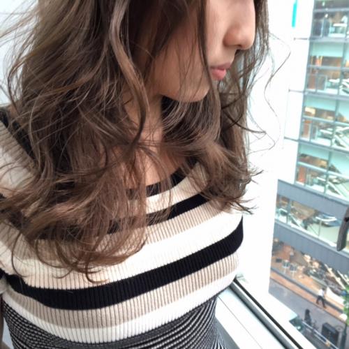 カット カラー パーマ 渋谷 TLONY
