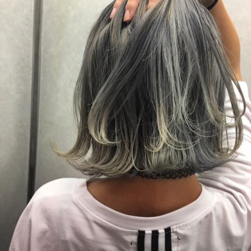 カット カラー パーマ シールエクステ 渋谷 TLONY
