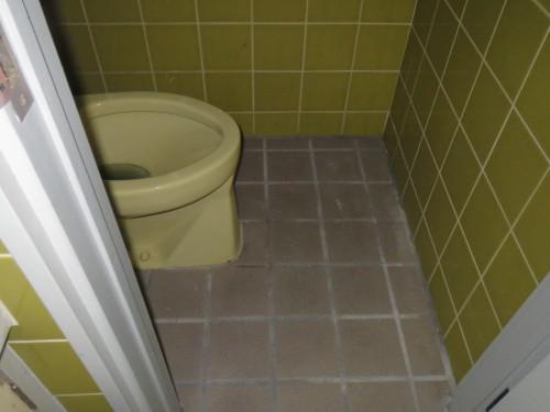 台東区上野のビル地下トイレ改修工事
