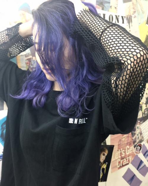 渋谷TLONYでイベントにぴったりのヘアを。