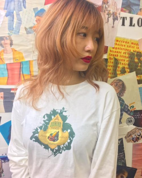 TLONY渋谷でエッジィのあるレイヤーstyleに!