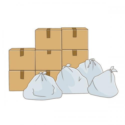 ご不用品処分 粗大ゴミ 大型家具・家電の処分
