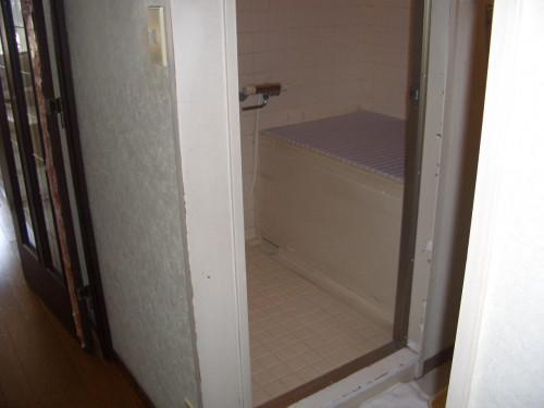 マンションの浴室改装工事  海老名市国分南