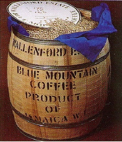 コーヒーをティスティングする