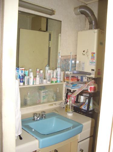 築39年のマンションで洗面リフォーム 海老名市