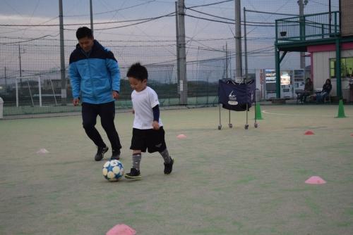 幼児サッカースクール 水戸市