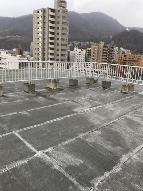 札幌市リフォーム工房楽人 屋根の防水