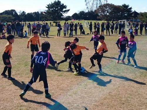 2017海花ちびっ子サッカー大会