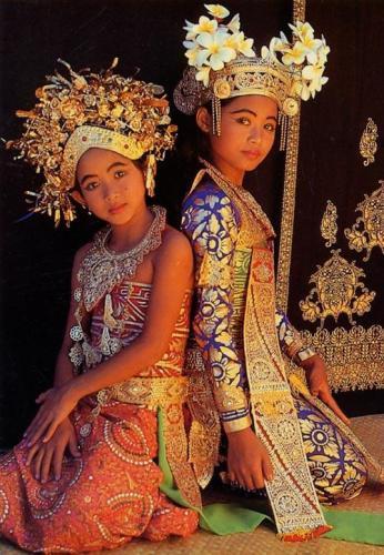インドネシア・バリ島『神山(シンザン)』