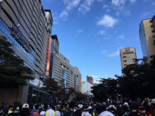 福岡マラソン【早良区西新・百道浜の美容室】