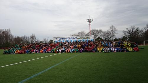 ダノンネーションズカップ2018 埼玉会場 結果報告