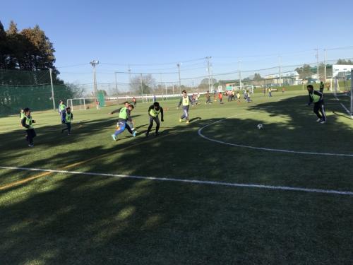 U-11 親子サッカー
