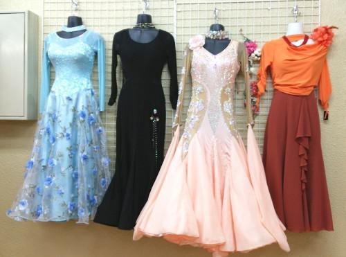 各種ドレス