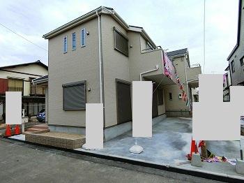 完成・値下げ さいたま市見沼区 七里駅 2,580万円より