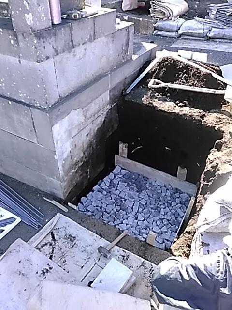 久保山 新墓地