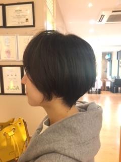 スッキリショート【早良区西新・百道浜美容室】