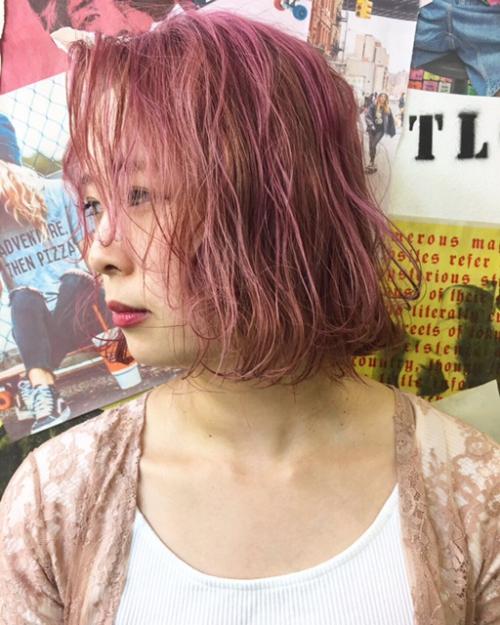 TLONY渋谷で春のイメチェンを