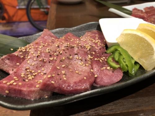 GWの金曜は渋谷のホルモンで乾杯!!!
