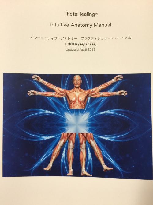 【超感覚的解剖学】中盤過ぎました