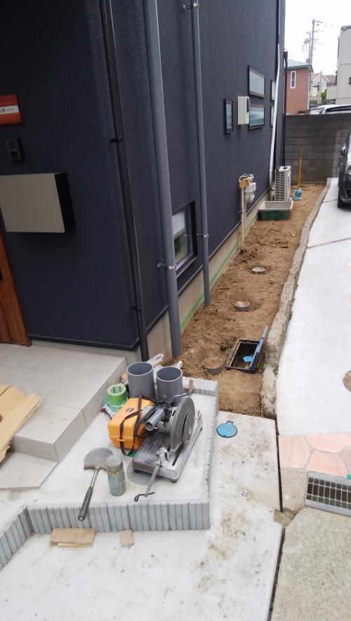 戸塚区でコンクリート工事