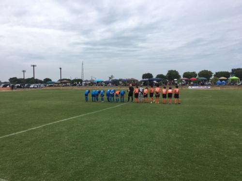 第45回茨城県学年別サッカー大会県ベスト24決定!