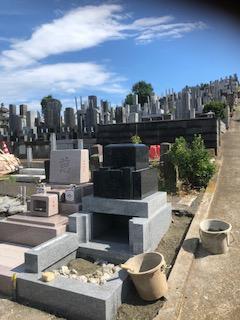 久保山「S」様新規墓地