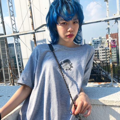 夏後半 tlony渋谷でクールなヘアに!