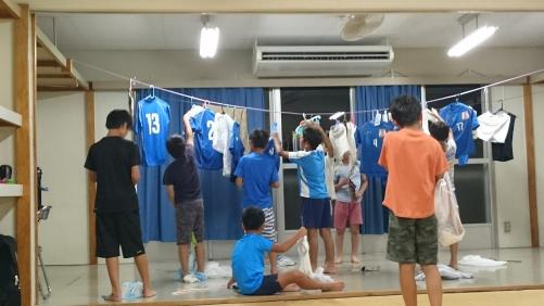 U-10夏合宿⑤