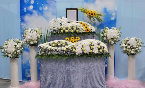 老人ホームでの家族葬・お別れの会ご希望