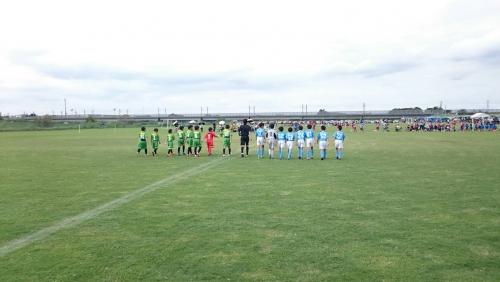 全日本少年サッカー大会中央地区一次予選