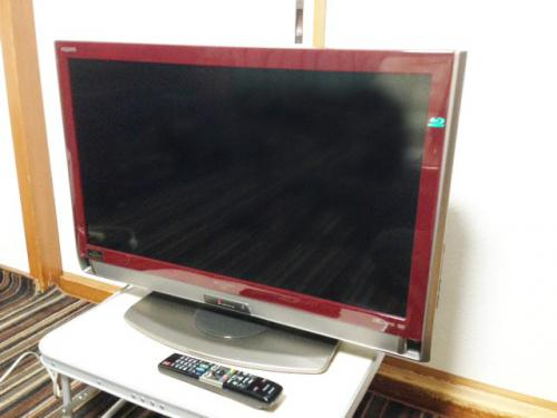 札幌市西区のお客様よりテレビを買取りしました。