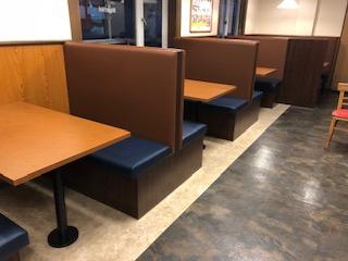 川越市で飲食店店舗改装工事が完了致しました