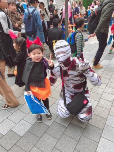 Halloween ㏌ ソラマチ