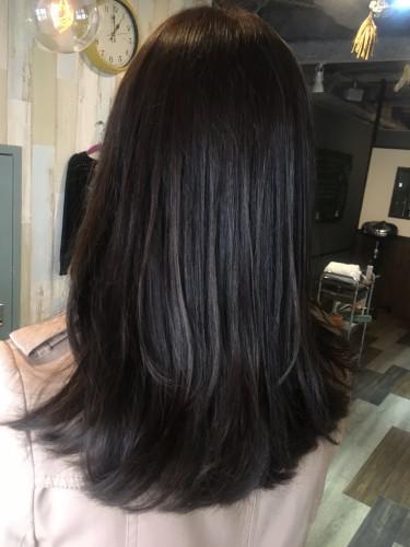髪をきれいに見せるなら