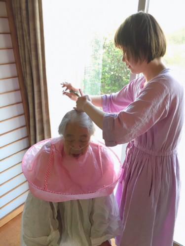 美容師をしていてよかったこと。