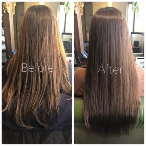パサパサ髪、キシキシ髪のお悩みもこのヘアケアでお悩み解決!