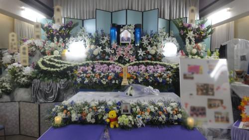 思い出の里 大宮聖苑 葬儀 無宗教葬 まごころB