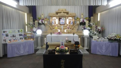 思い出の里 大宮聖苑 葬儀 1日葬 やすらぎ