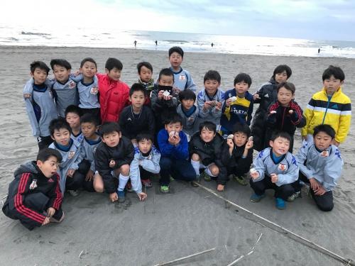 U-9千葉県白子合宿④