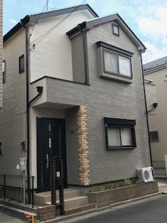 鶴ヶ島市で屋根・外壁塗装工事が完了致しました