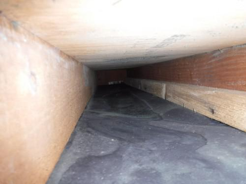 練馬区桜台で雨漏り調査を実施しました!(4日目)