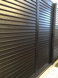 坂戸市で戸袋・雨戸の塗装をしてきました