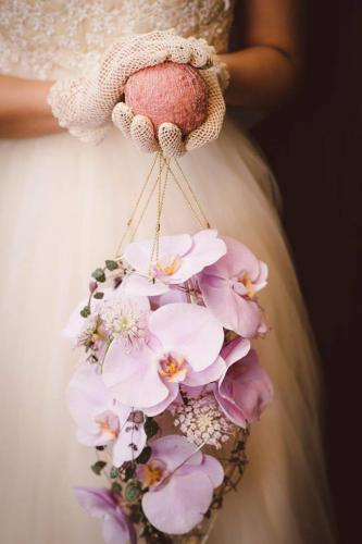 こだわりのブーケで結婚式【札幌】