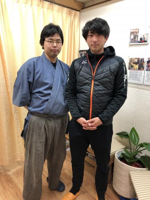 ヤマダ電機所属走り幅跳び小田大樹選手もオリンピア鍼灸整骨院