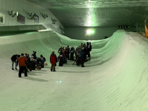 スキー・スノボー教室