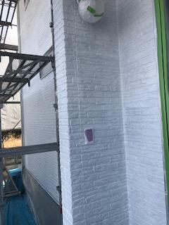 鶴ヶ島市でサイディング下塗り工事を施工しました