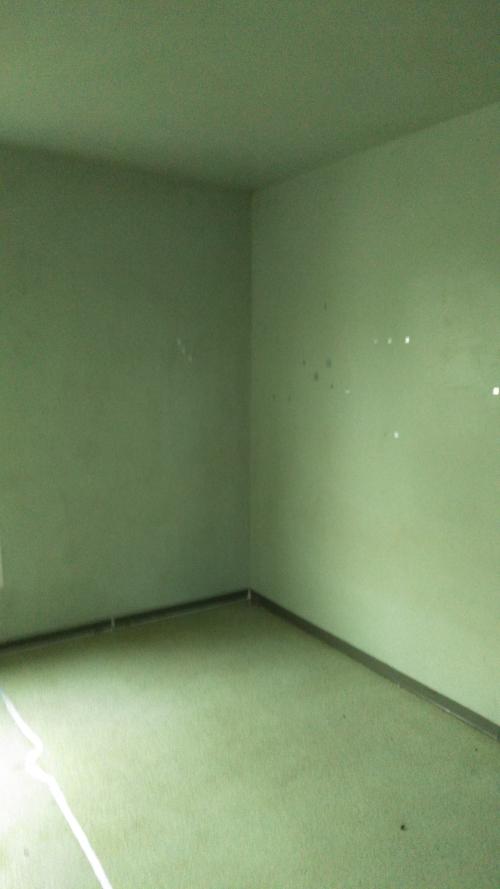 空室クリーニングを行いました