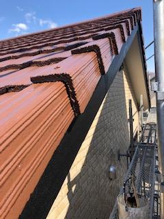 鶴ヶ島市で塗装工事の完了前の点検をしてきました