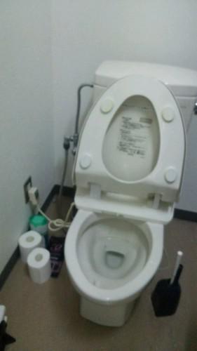 トイレ水漏れ、蓮田市、伊奈町で和式トイレを洋式トイレに