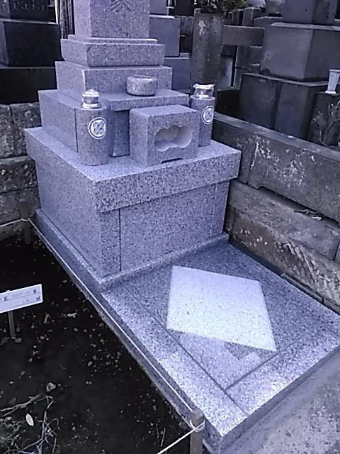 久保山新墓地N様
